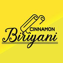 Logo -Cinnamon Biriyani